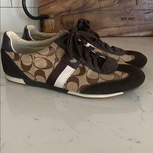 Coach shoes! Authentic